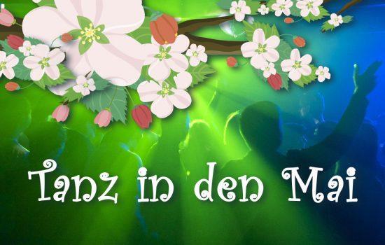 Tanz in den Mai mit Frühlingsblüten